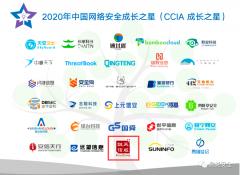 网络安全宣传周 | 天威诚信荣获2020中国网络安全成长之星