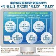 数字证书是什么 出入境电子文件可线上一键生成!